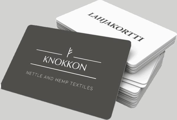 Knokkon Gift Card