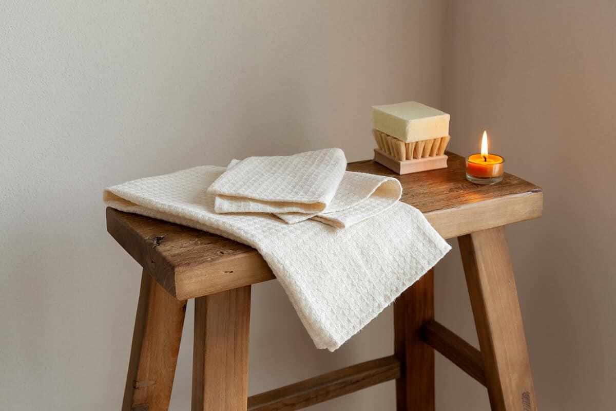 Knokkon Towels