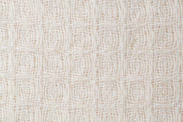 Nettle waffle fabric