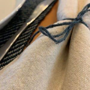 Knokkon napkin from nettle