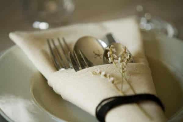 Ecofriendly napkins