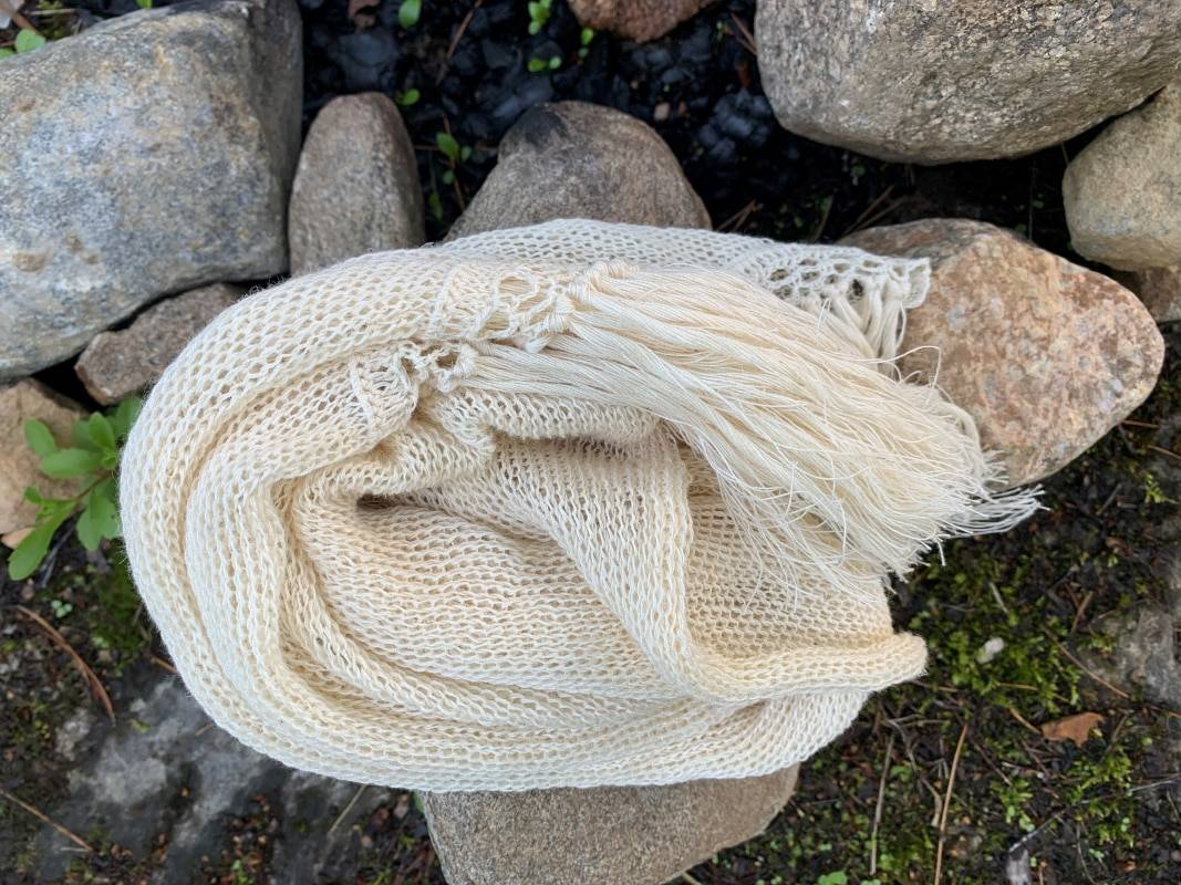 Knokkon ecoluxury scarf