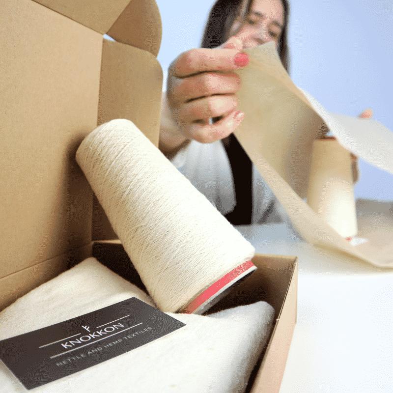 Knokkon ecological fabrics