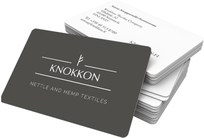 Knokkon Business Card